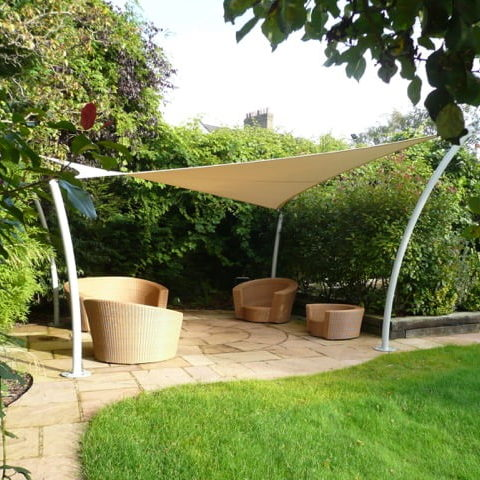 Concord Tensile Fabric Hypar Canopy