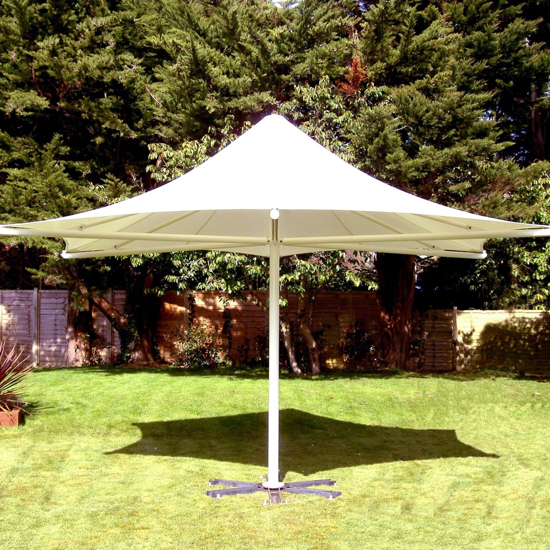 Cranleigh Tensile Fabric Architectural Umbrella