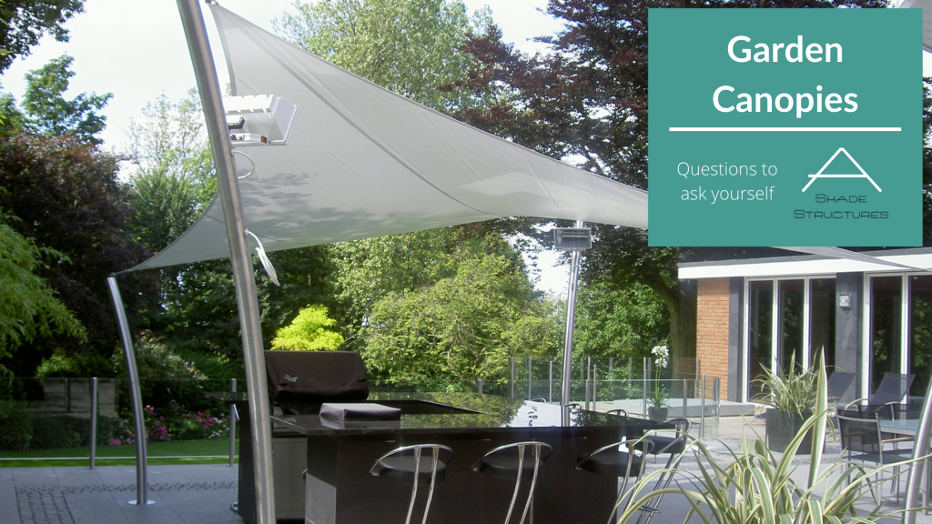 Considering a Garden Canopy? Ask Yourself These Questions
